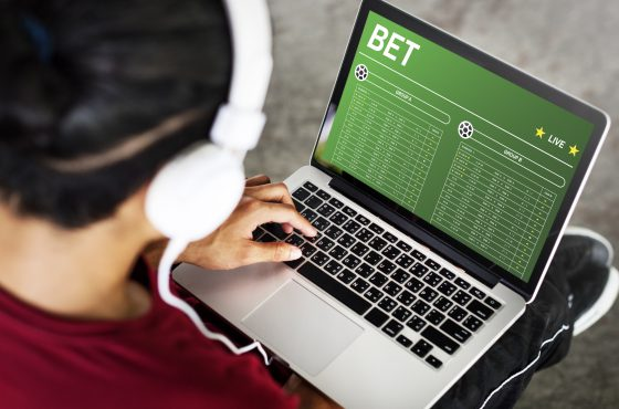 football betting website league